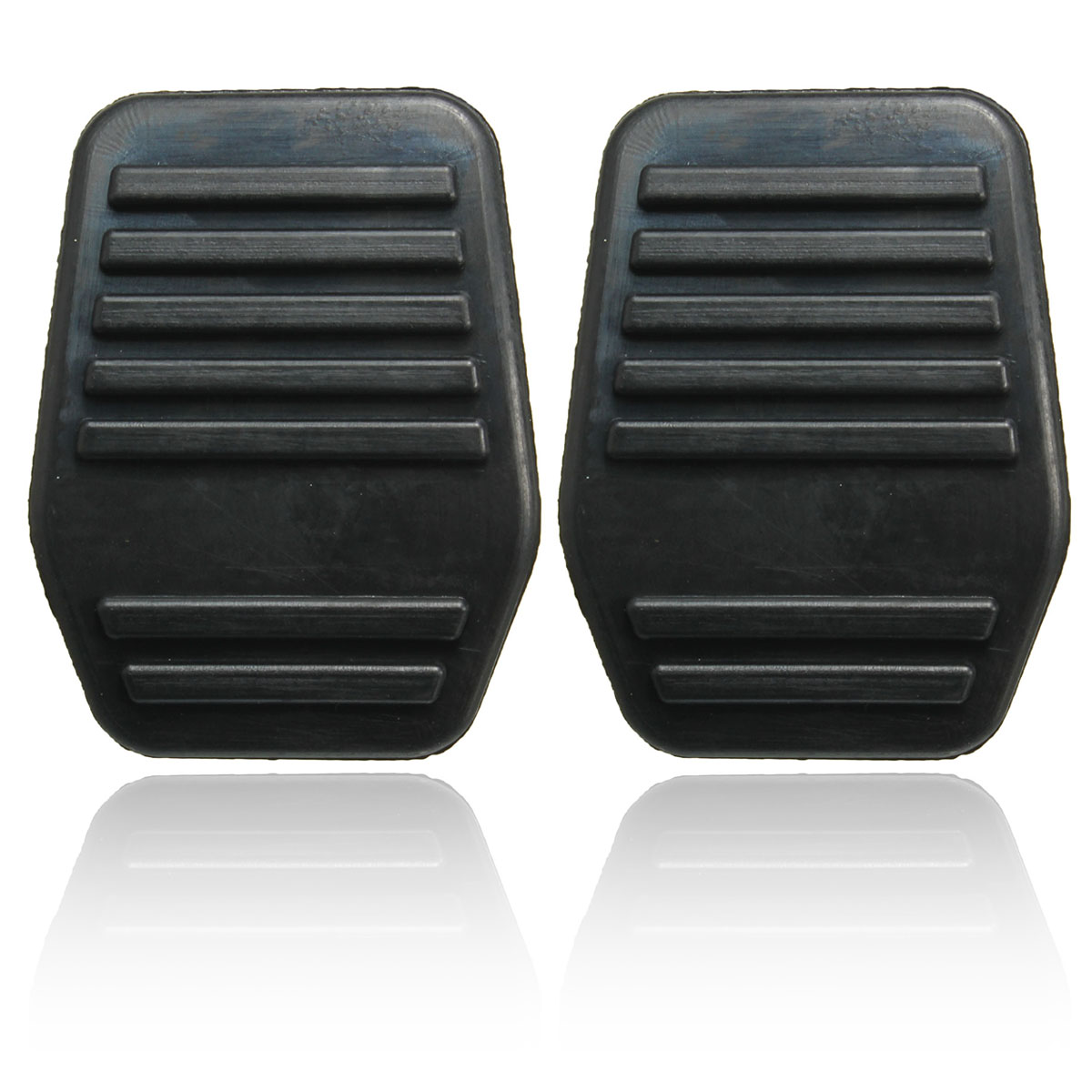 Replacement Foot Pedal Cover Pad Rubbers Pair Brake And Clutch Peugeot Expert