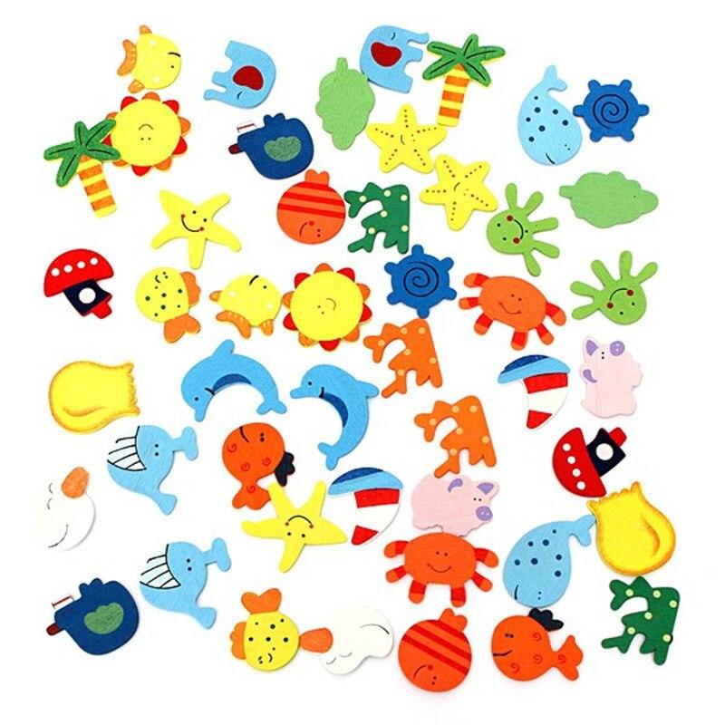100% Waar 12 Stuks Set Educatief Cartoon Toy Baby Kid Gift Cartoon Grappige Leuke Keuken Magneet Sticker Souvenir Koelkast Magneten Aangenaam Voor Het Gehemelte