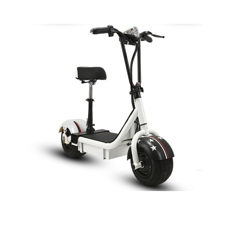 Adult travel lithium battery electric car folding electric bicycle convenient travel small electric car Clearance processing