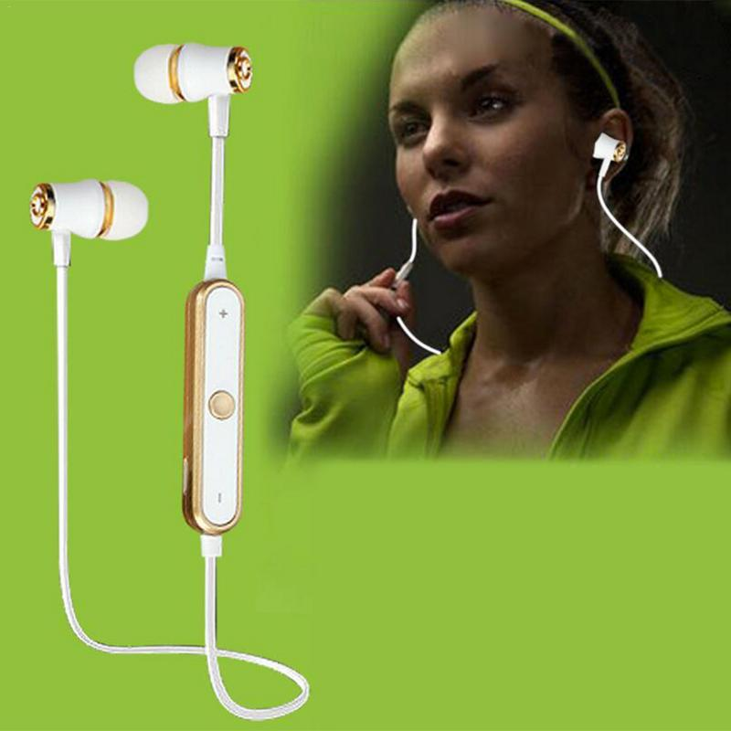 Image 4 - Portable Earphones Wireless Bluetooth Earbuds Stero Hd Sounds Surrounding Sports Outing Running Devices With Mic Hands free Call-in Bluetooth Earphones & Headphones from Consumer Electronics