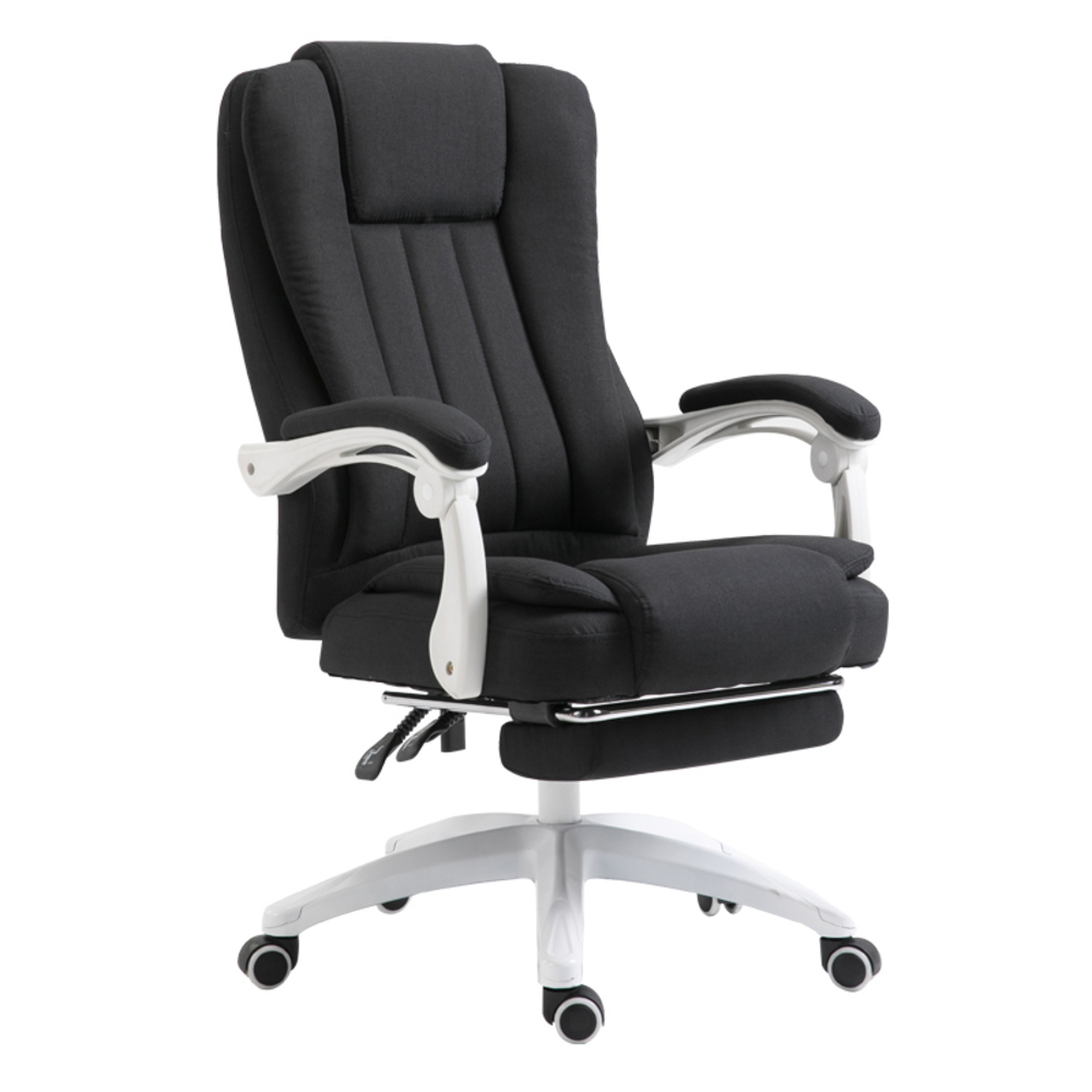 Купить с кэшбэком Fabric Art Home Computer Can Lie Staff Member Meeting Cowhide Boss Genuine Leather Massage Chair Work In An