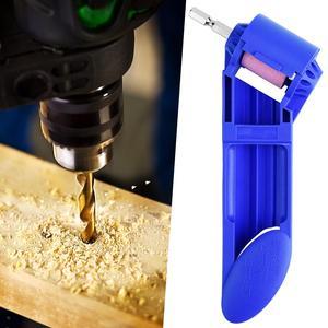Image 4 - 핸드 헬드 드릴 비트 숫돌 마모 저항 커런덤 그라인딩 휠 전기 드릴 보조 도구 전기 드릴 연마