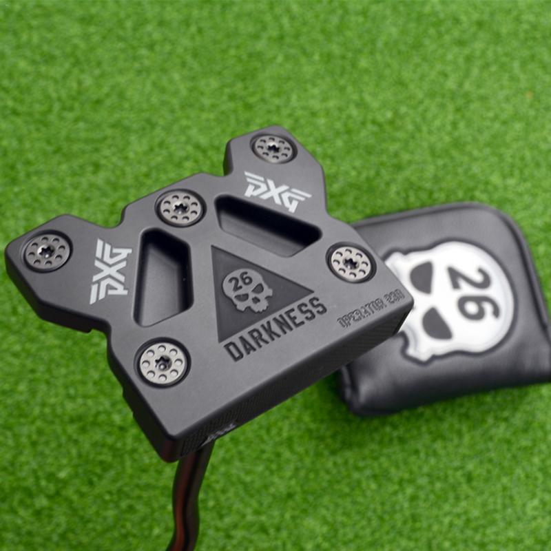 Putter Weight For Operator DARKNESS Stainless Steel Tungsten Steel Golf Accessories 2.5g 5g 10g 15g 20g For PXG