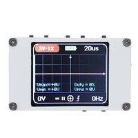 DANIU DSO188 Pocket Digital Ultra small Oscilloscope 1M Bandwidth 5M Sample Rate Handheld Oscilloscope Kit
