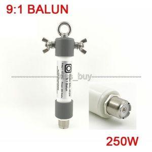 1:9 balun 250W SSB,PEP 350W 1.0 - 54MHz short wave Balun HAMLong Wire HF Antenna Balun radio QRP(China)