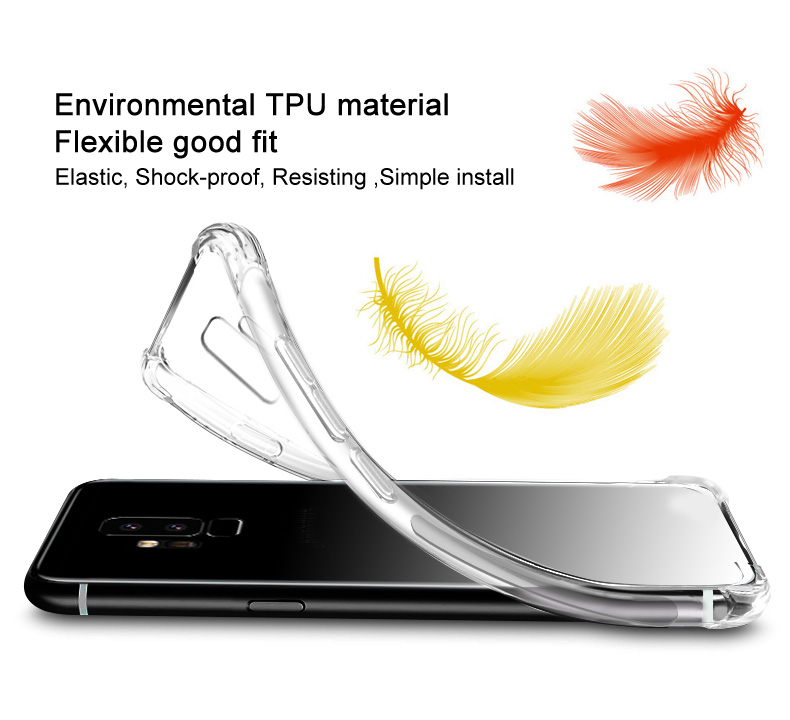 Airbag Shockproof Silicone TPU Skin Phone Cover For Google Pixel 2 2XL 3 3A 3XL 5