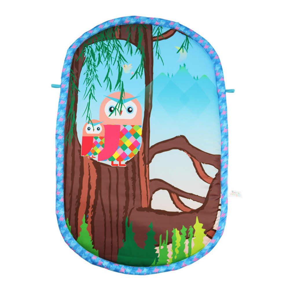 Музыкальное образование играет коврик ползать мультфильм игры игрушечный планшет подстилка-подушка для подарок на день рождения для маленьких малышей