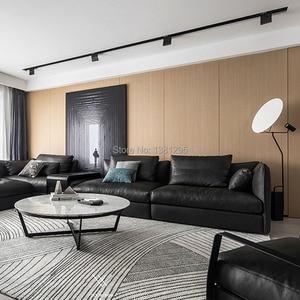 Image 5 - 6 W LED Downlighters Opbouw Downlight LED Home Verlichting Hoek verstelbare 180 graden Gedraaid Plafond Spot Light Zwart Wit