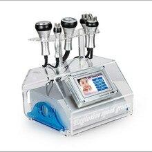 лучшая цена Weight Loss Slimming lipolaser Cavitation 5 in 1 RF Vacuum 40K Cavitation Body Sculpting Machine