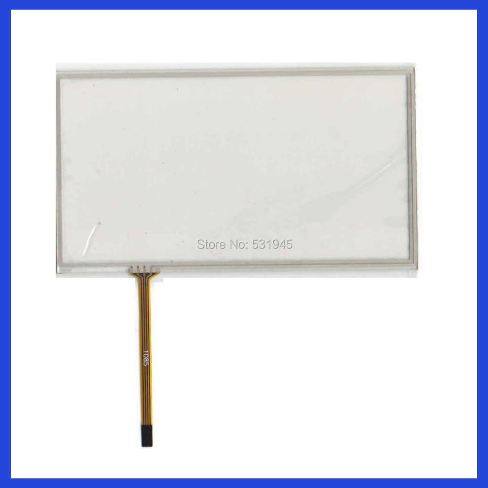 ZhiYuSun For Pioneer AVH-P8400BH Compatible Touch Screen Glass  Resistive  Touch Panel Overlay Kit  TOUCH SCREEN For GPS CAR