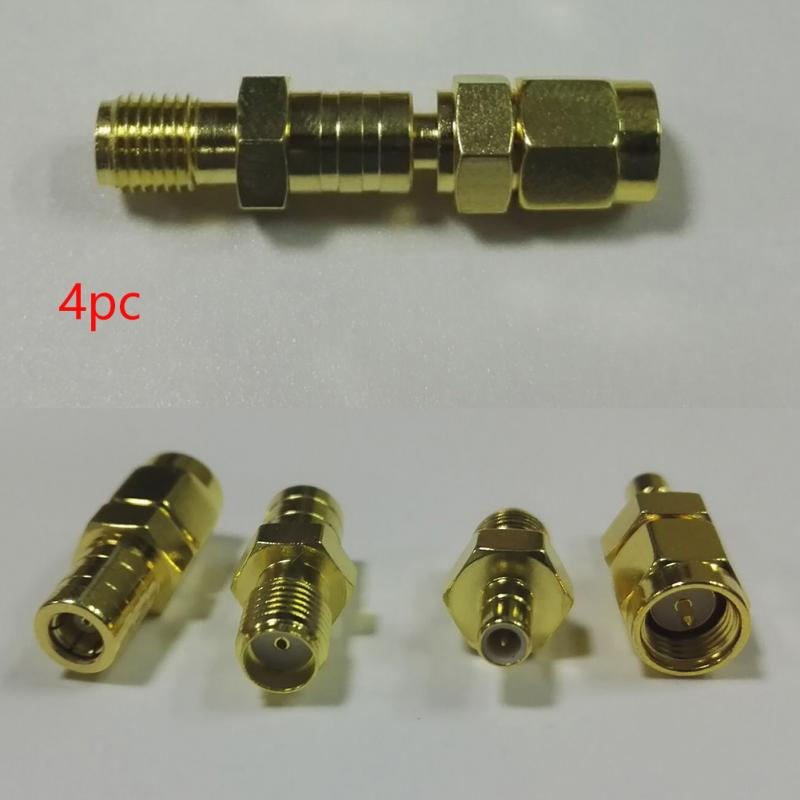 """XM or Sirius antenna SMB adapter cable to TV F type connector 72/"""" long RG-174"""