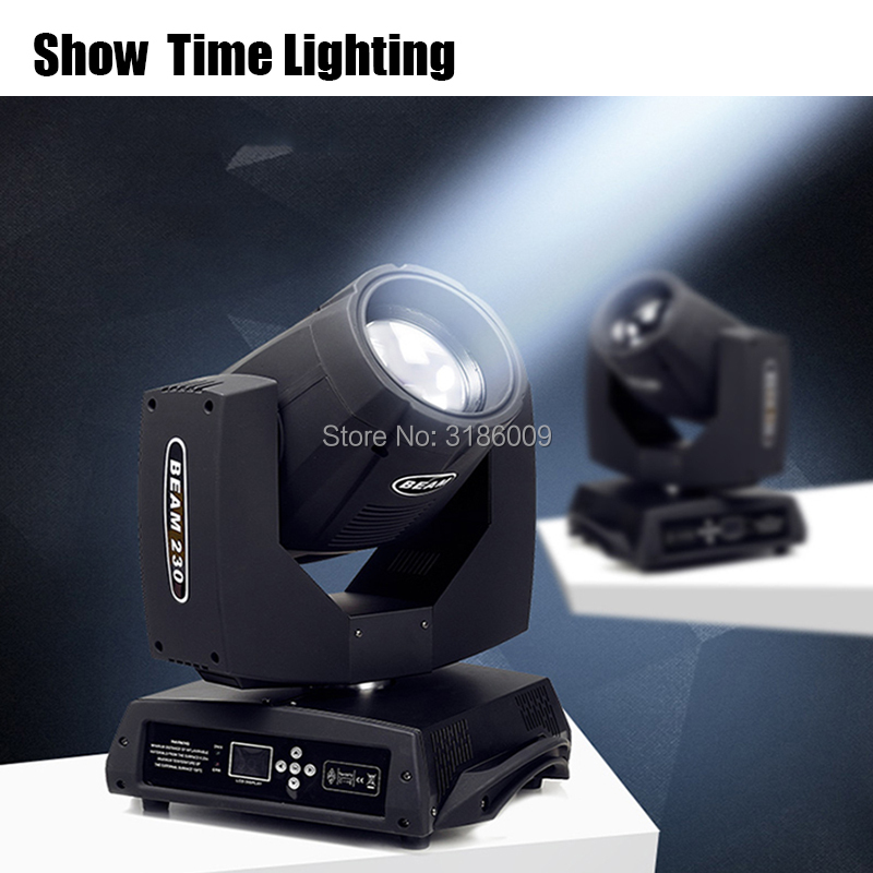 ShowTime Sharpy beam moving head light 230w 7r 230 Professional stage lighting Wedding DJ Bar