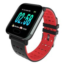 Smart Bracelet Watch IP67 Life Waterproof Heat Rate Step Monitor Sports Bracelets ffor Android iPhone iOS