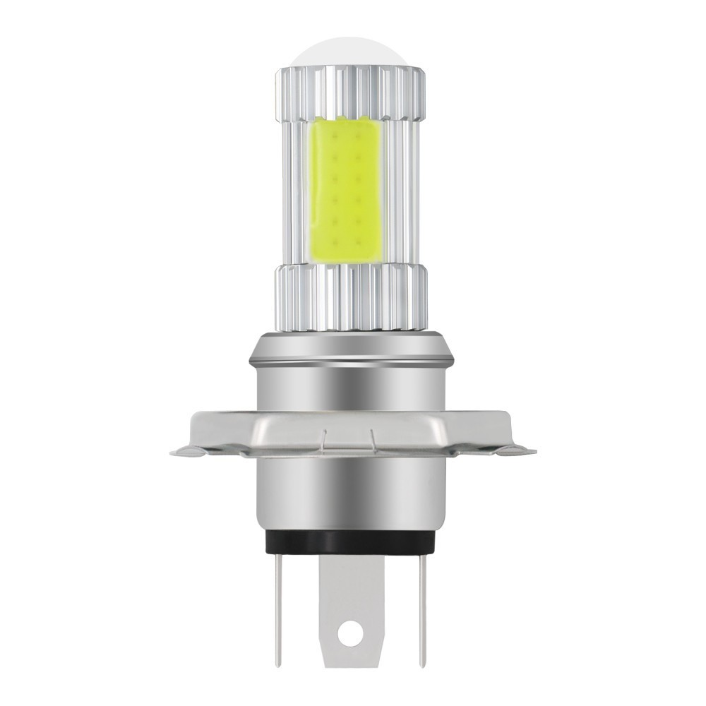 1 Piece 1156 1157 7440 7443 9005 9006 H4 H7 CAR LED Light Car LED Fog light Four sided COB Lamp Tail Parking Reverse Lamp in Signal Lamp from Automobiles Motorcycles