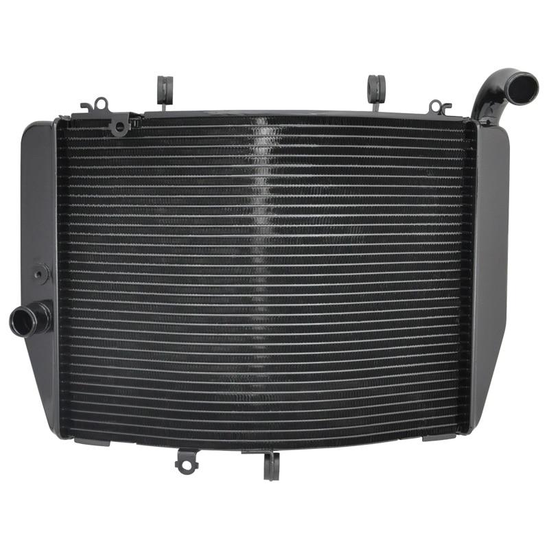 LOPOR Motorcycle Engine Radiator Motor Bike Aluminium Replace Cooling Cooler For CBR600RR CBR600 RR 2007-2019 CBR500RA CBR500RR 2009-2015