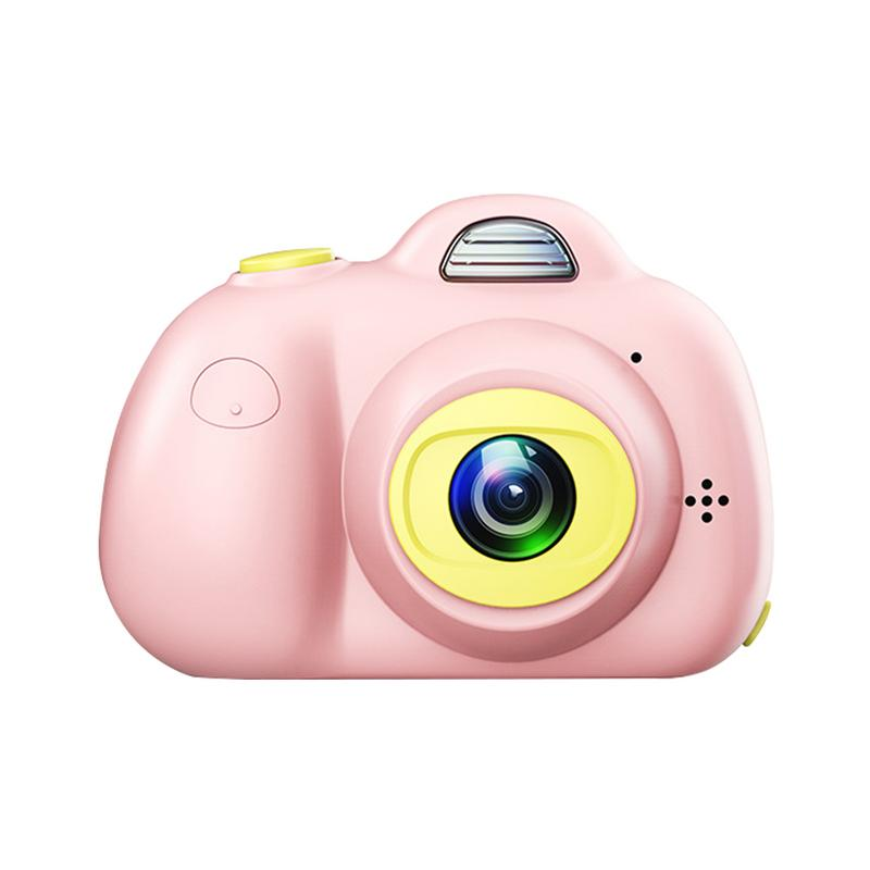 Jouets éducatifs pour enfants en bas âge caméra Photo enfants Mini appareil Photo numérique avec des cadeaux de photographie pour les plus de 3 ans