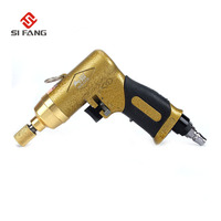 Pneumatic Screwdriver Pistol Type Professional Driver Screw Driver Gun Air Screw Driver 9000RPM Clutch Adjustable
