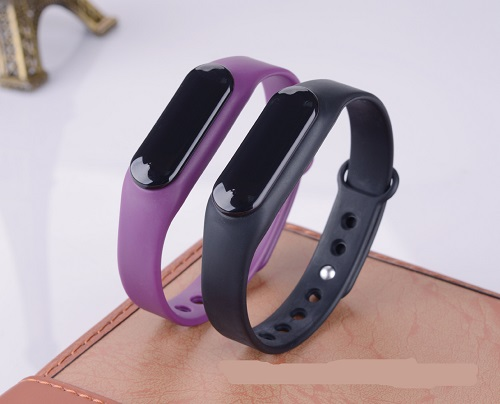 2 For Xiaomi Mi Band 2 New Replacement Colorful Wristband Band Strap Bracelet Wrist Strap F2 BM58019 181112 bobo wristband watch 2018 replacement band strap metal case cover for xiaomi mi band 2 bracelet 0703