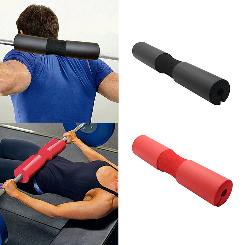 45*10cm 1pcs Foam Barbell Pad Cover Shoulder Back Support Neck & Shoulder Protective Cushioned Squat Pad For Gym Weight Lifting Up-To-Date Styling