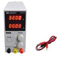 LW K3010D 30V 10A Adjustable 4 bit Digital Test DC Switching Power Supply Source Transformer