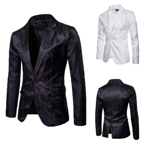 Exquisite Mens Fashion Brand Blazer Suit Jackets Casual Slim Fit Suit Male Blazers Men coat Terno Masculino Plus Size 4XL