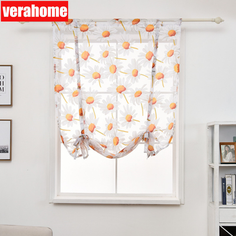 Kitchen Curtains Sheer Fabric