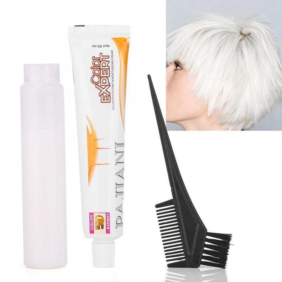Color-Cream Hair-Dye Permanent-Hair Whitening-Cream 80ml/Piece Salon-Tools Cream-Bleaching
