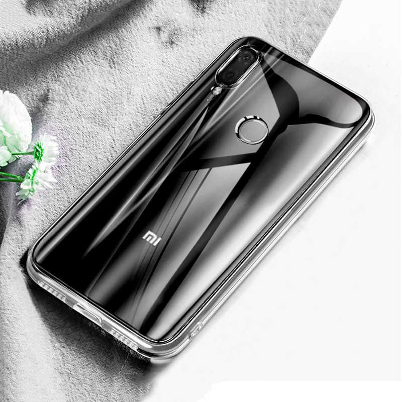 """Прозрачный чехол для телефона из ТПУ с принтом """"для Xiaomi mi 9 SE 8 A2 Lite Play F1, Не доставая его из чехла Red mi Note 7 6 iPad Pro 5Pro 7 6 6A 5 plus 5A 5 чехол для телефона"""