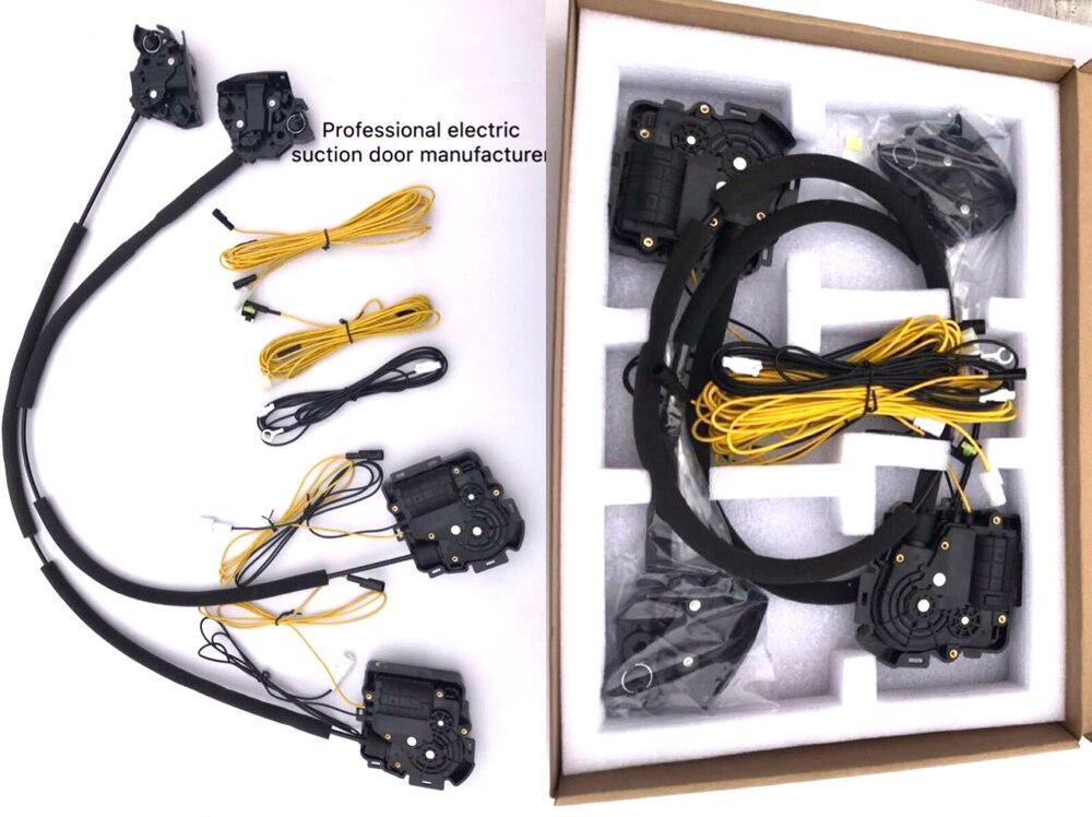 4 pièces/ensemble Auto professionnel accessoires voiture intelligente électrique serrure de porte d'aspiration pour Lexus LX570 RX NX ES 2007-2018