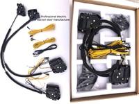 4Pcs/Set Auto Professional Accessories Car Smart Electric Suction Door Lock For Lexus LX570 RX NX ES GS 2007 2019