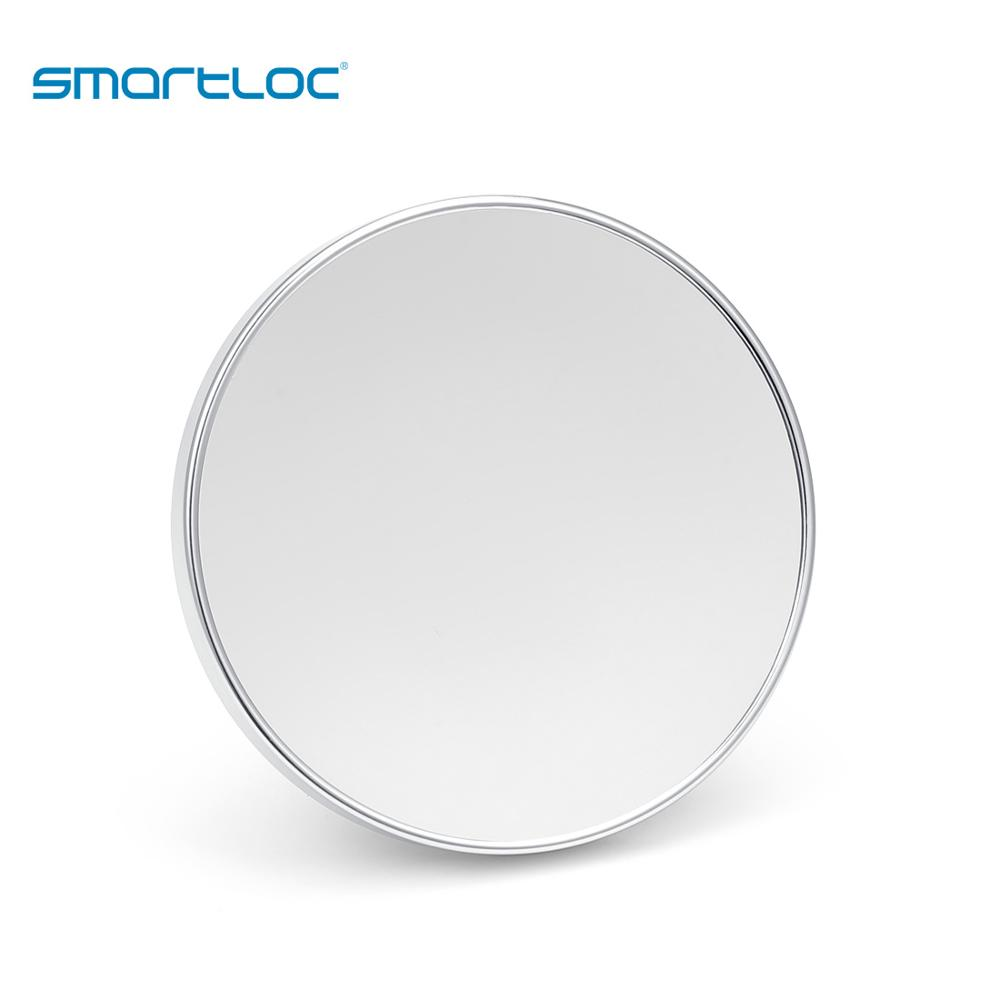 smartloc Suction Cup Wall Mounted 5X Magnifying Round Bathroom Mirror Bath Makeup Cosmetic Make up Mirrors Organizer Accessoriessmartloc Suction Cup Wall Mounted 5X Magnifying Round Bathroom Mirror Bath Makeup Cosmetic Make up Mirrors Organizer Accessories