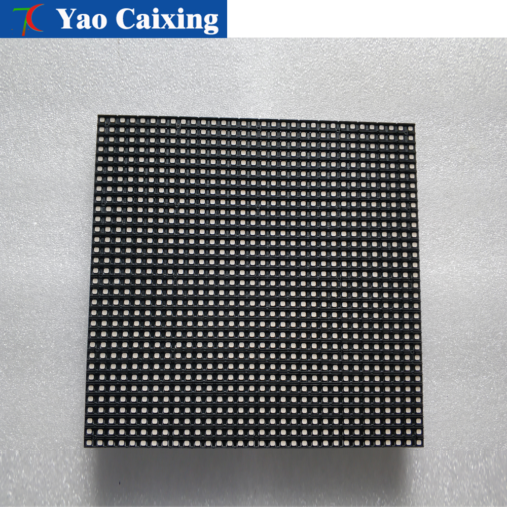 Watch P6 Outdoor Full Color SMD, 8scan  192mm*192mm 32*32pixels 27777dots/m2