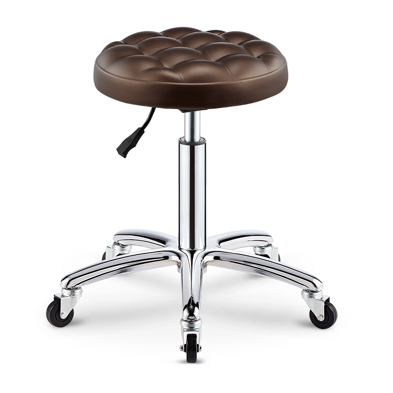 Chair Hairdressing Stool Rotate Rise And Fall Round Stool Son Skilled Worker Stool Beautiful Nail Stool Pulley Make-up HaircutChair Hairdressing Stool Rotate Rise And Fall Round Stool Son Skilled Worker Stool Beautiful Nail Stool Pulley Make-up Haircut