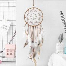 лучшая цена Wedding hollow out flower dream net blessing simple style interior pendant creative pendant send bestie gift