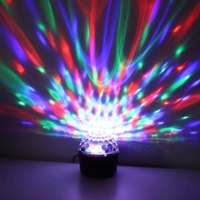LED Stage Lamp 100-240V 9W Colorful Light For KTV Dancing Party Disco Decorative Lighting decorative lighting inflatable flowers for stage party
