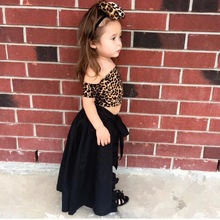 girl toddler clothes baby clothing sets fashion outfits christmas cotton thanksgiving outfit pullover print