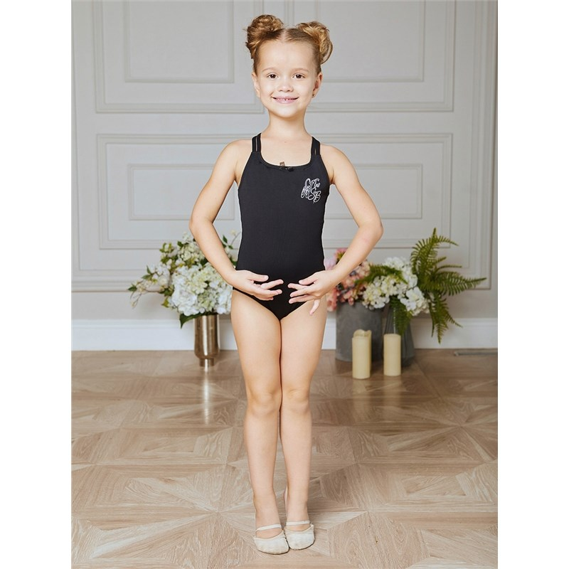 Children's Sets Sweet Berry Swimsuit gymnastic for girls children clothing lace up front tribal swimsuit