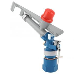 Image 3 - 1 dn25 bico de liga de zinco irrigação, pistola sprinkler, sistema de água, 360 graus, ajustável, pistola de spray, impressora de campo de pistola de chuva