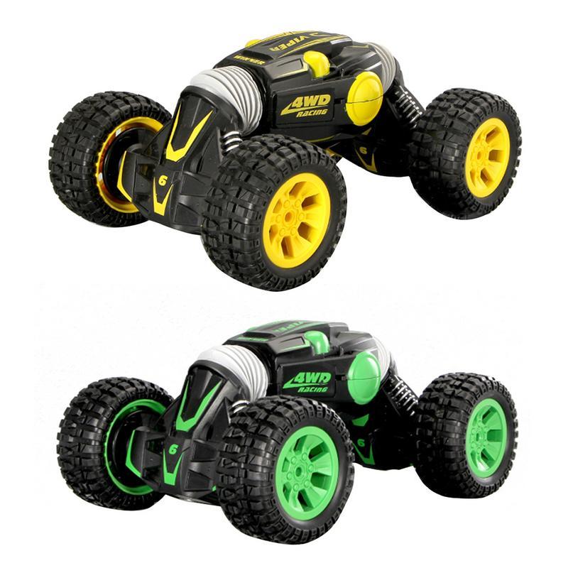 RC voiture 2.4G 4CH Rock Crawlers conduite Bigfoot télécommande modèle de voiture tout-terrain véhicule jouet RC cascadeur jouet voiture pour enfants cadeaux