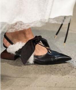 Piste Femmes Pictures pink white Pointu À gold 2019 Pictures Designer Chaussures D'été as Abesire Sandales as Black Femme Slingback Couleur as Bout Lacets Talons Mélangée Dames Pictures Pour 0O8vnyNwmP