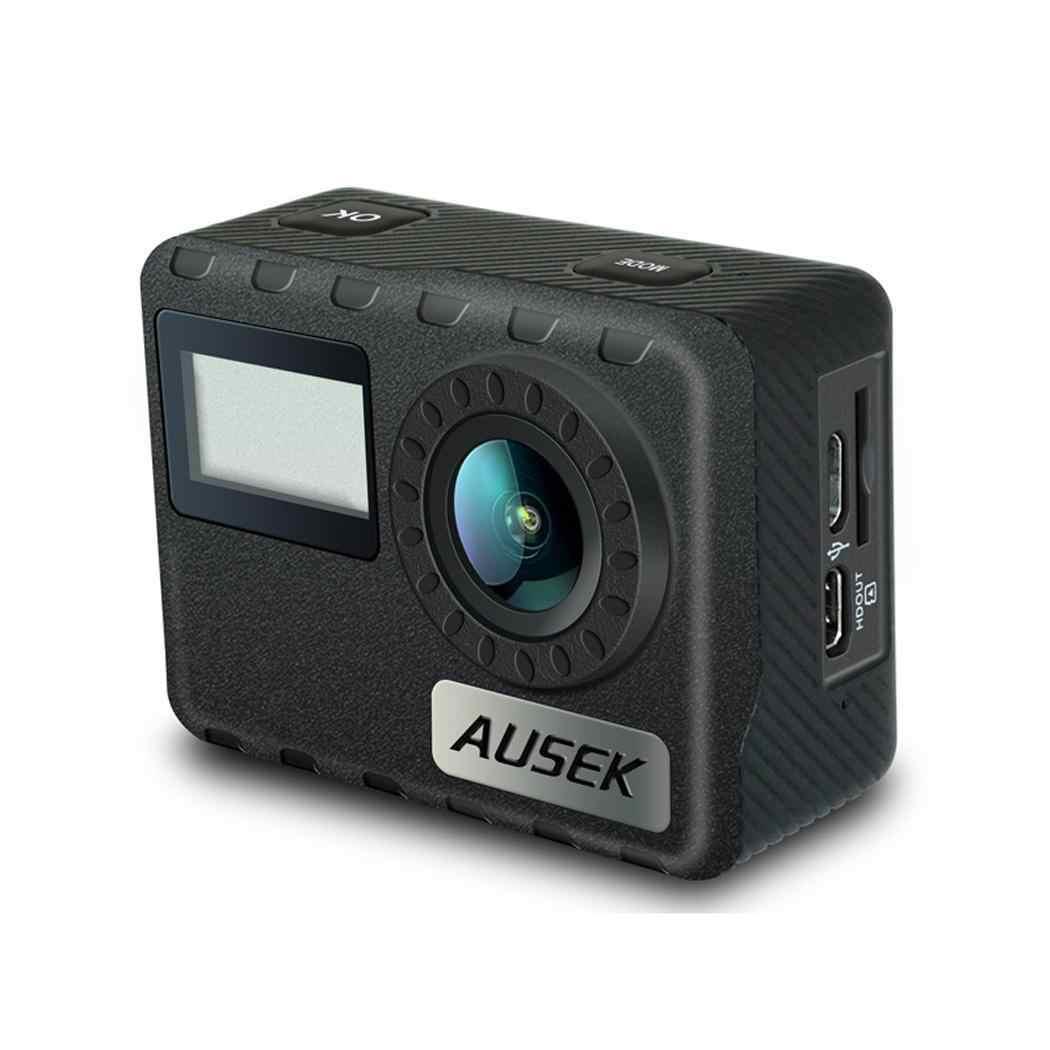 Подводные Действие Камера Wi-Fi Водонепроницаемый Touch MP4 900 MAH Экран TF 4G-32G Спорт 5 V/1A видео Камера Повседневное