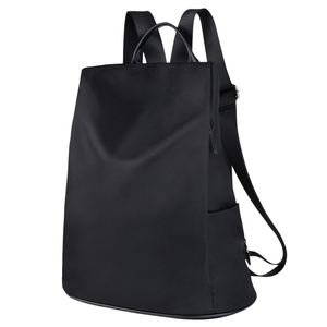 Image 1 - Coofit 디자이너 여자 브랜드 배낭 패션 나일론 방수 안티 절도 여자 가방 mochila escolar 학교 배낭
