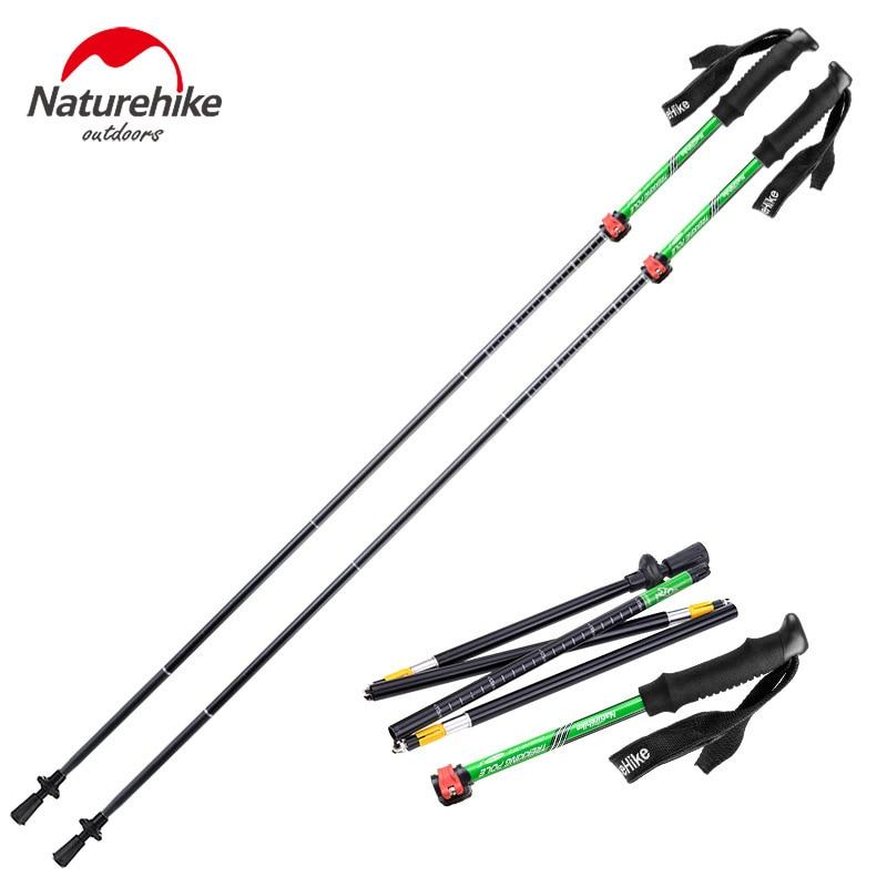 Naturehike lightweight Five Section Fold Walking Stick
