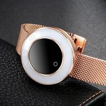 Edengma bracelet de fitness avec mesure de pression bracelet intelligent/bande ip68 tracker de fitness femmes podomètre de suivi de mouvement