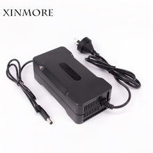 XINMORE Charger 42V 4A Scooter Lithium Li-ion Battery Charger Bike AC-DC 36V 4A for Switch Bicycle Electric Tool XLB Plug xinmore charger 42v 4a scooter lithium li ion battery charger bike ac dc 36v 4a for switch bicycle electric tool xlb plug