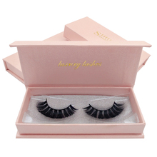 SHIDISHANGPIN 1 box mink eyelashes individual lashes 1cm-1.5cm Pair 3d natural long false volume eyelash
