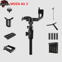 MOZA Air2 4.2kg Maxload Camera Stabilizer 3 Axis Handheld Gimbal for DSLR Canon 5D Sony A7S Lumix GH4 Gimbal Dslr Stabilizers