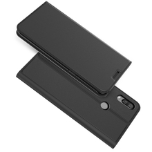 TORUBIA Luxury PU Leather Cover For Xiaomi Redmi 7 Case Flip Stand Wallet Card Slot Shockproof