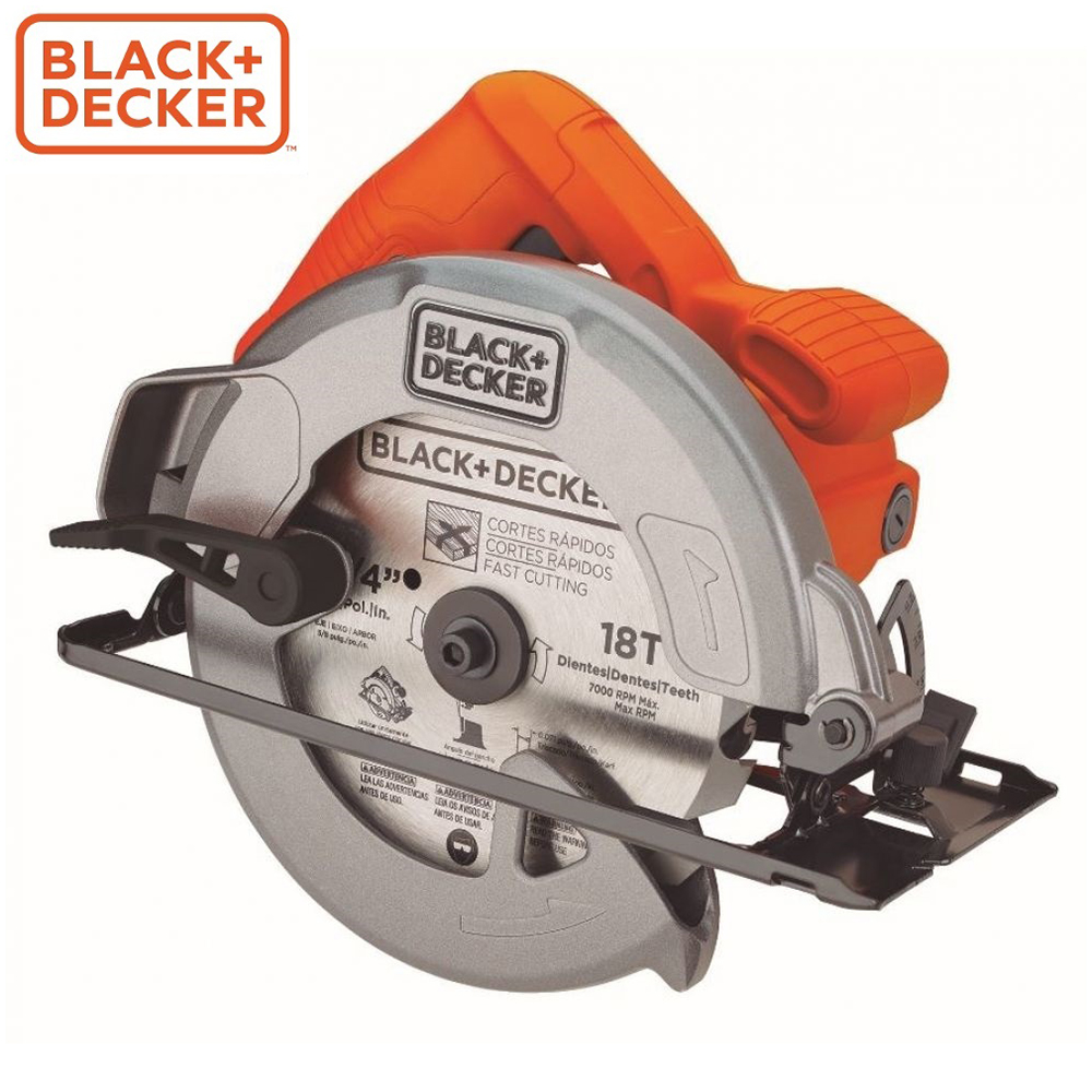 Electric Saw Black+Decker CS1004-RU power tool saws repair tools to nag