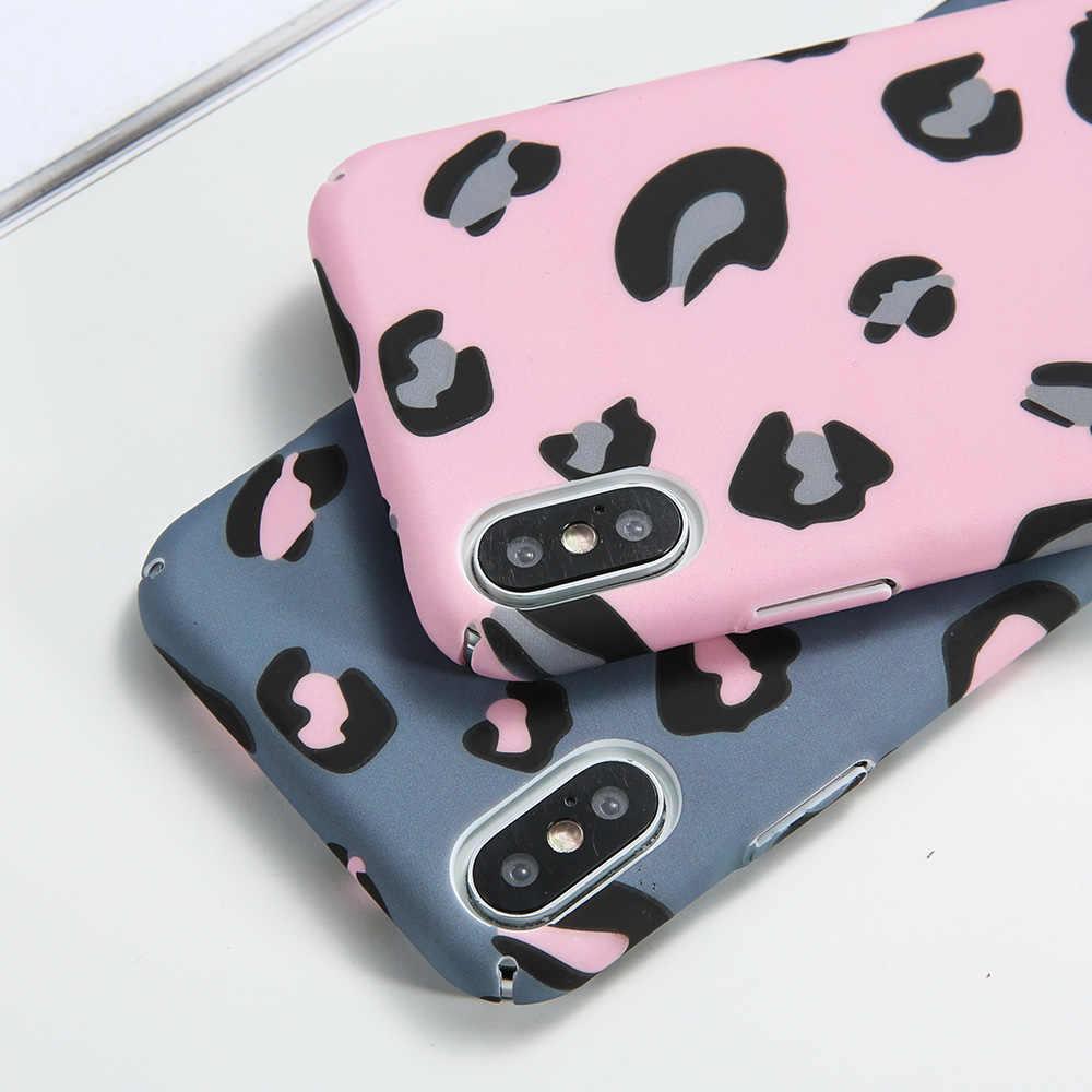 Светящийся чехол KISSCASE с леопардовым принтом для Xiaomi Pocophone F1 A2 A1 8 чехлы для телефонов Redmi Note 7 Pro 6 5 Plus 4 4X чехол Funda